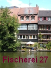 Appartements vacances au Bamberg Fischerei 27